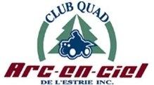 Logo: Club Quad Arc-en-ciel de l'Estrie