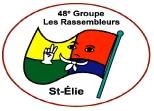 Logo: 48e groupe scout les rassembleurs de Saint-Élie-d'Orford